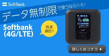 Softbank 4GLTE FS030W
